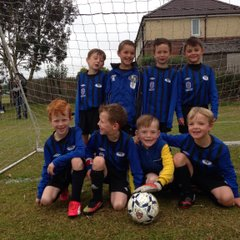 Rainford Rangers AC under 8's
