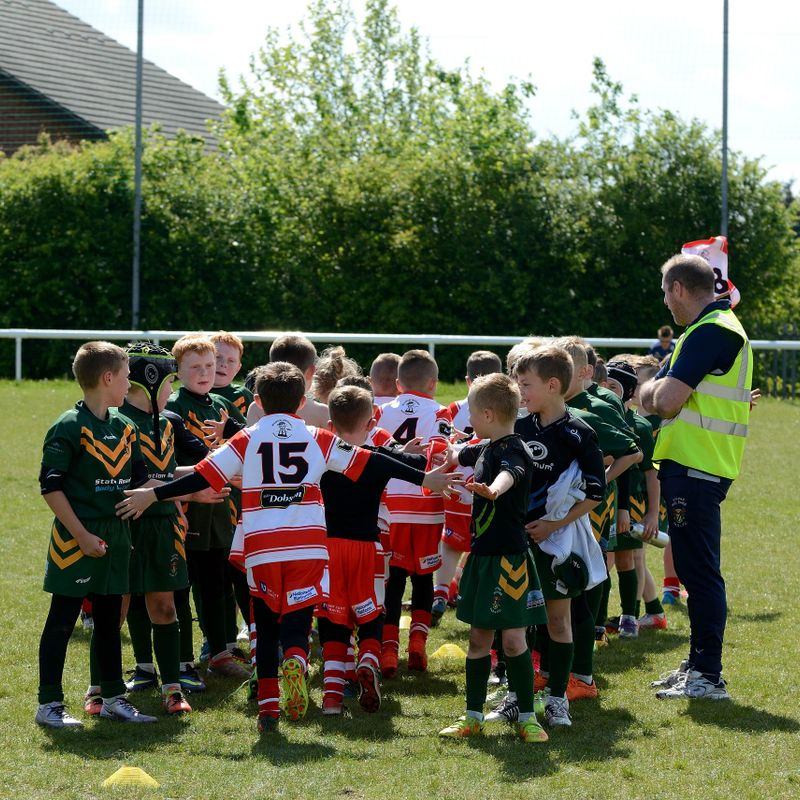 U8's Welfare vs East Leeds Away May 2017