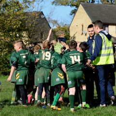 U8's Welfare vs Odsal Sedburgh Away October 2017