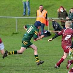 Barla Cup 1st round. Kippax Welfare U12's home to Thornhill Trojans. November 2017