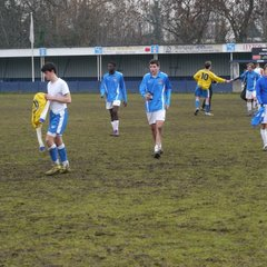 Leyton vs Bishop Stortford