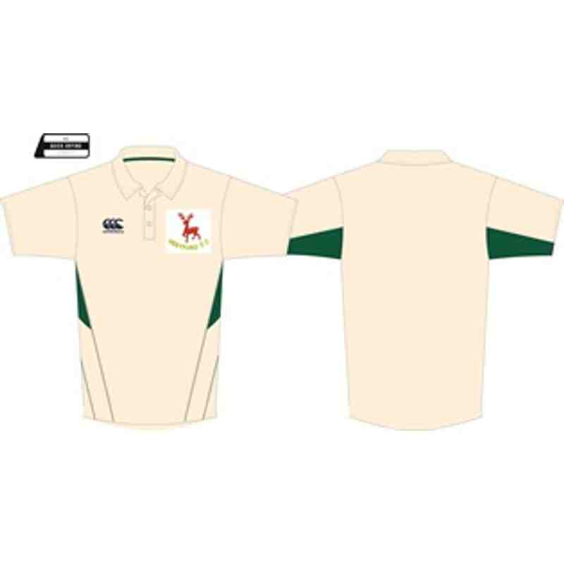 Hertford CC Canterbury Playing Shirt SENIOR