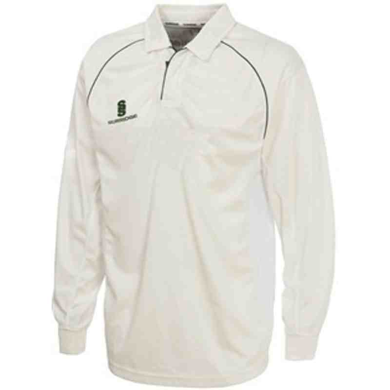 Hertford CC Surridge L/Sleeve Shirt SENIOR