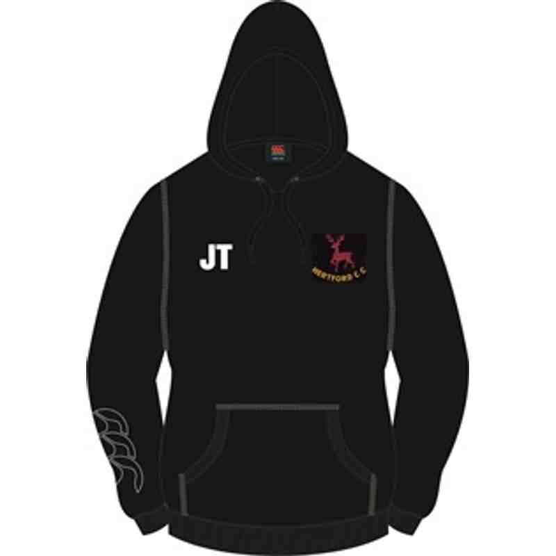Hertford CC Canterbury Team Hoody JUNIOR