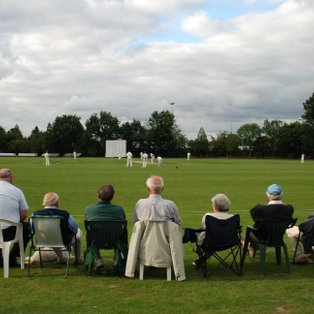 2ndXI Open 2019 Account with Hard-Fought Win