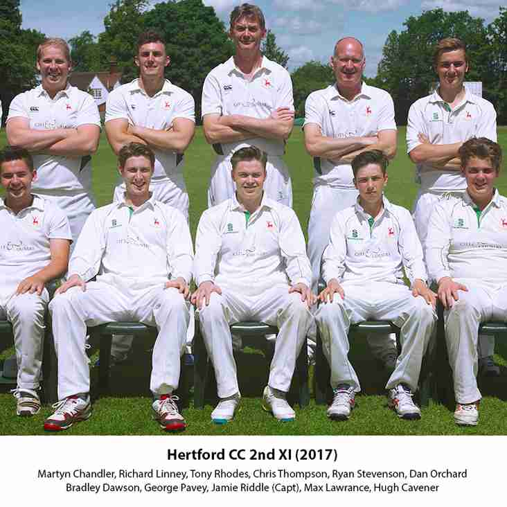 Congratulations to the 2nd XI!