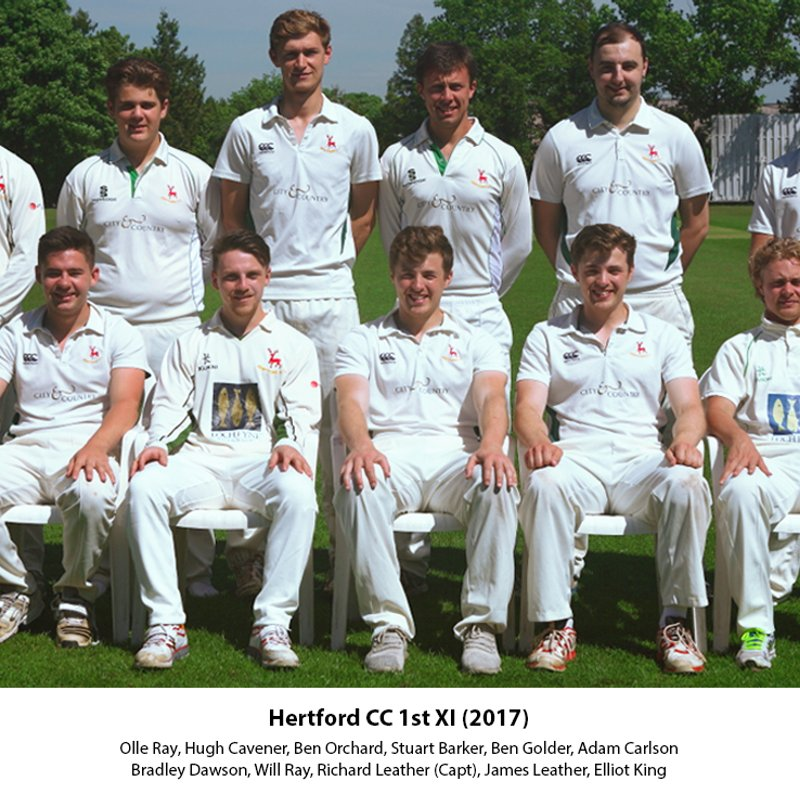Hertford Cricket Club vs. Hemel Hempsted / Reed / Radlett
