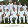 Hertford CC - 3rd XI 203 - 243/9 Holtwhites-Trinibis CC - 2nd XI Saturday