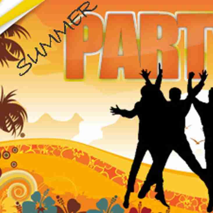 RHS Day, Cricket Week & Summer Party