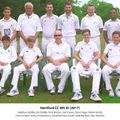 Hertford CC - 4th XI vs. Welwyn Garden City CC - 4th XI