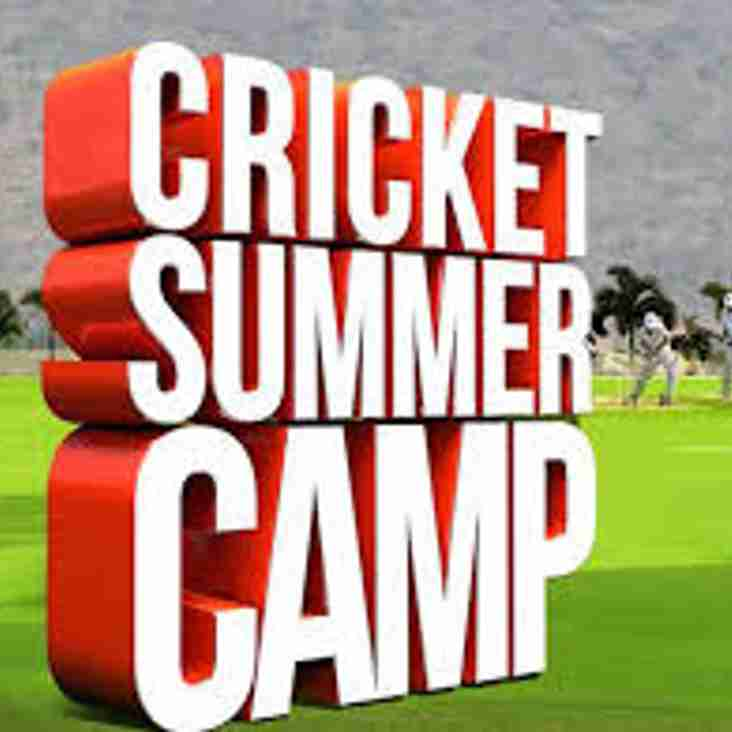 Hertford Cricket Club Summer Camp (2017)