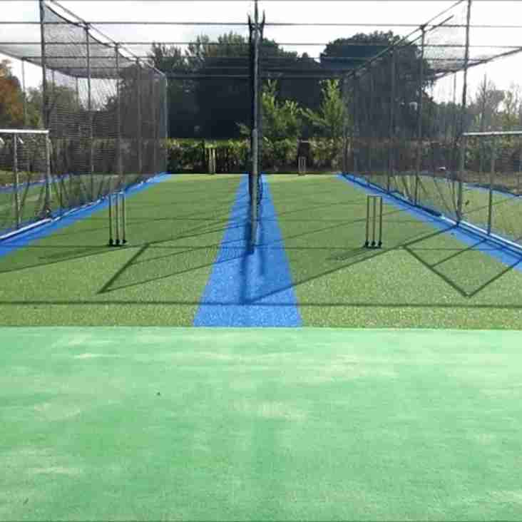Important Notices for Players: Outdoor Nets; Availability; Selection