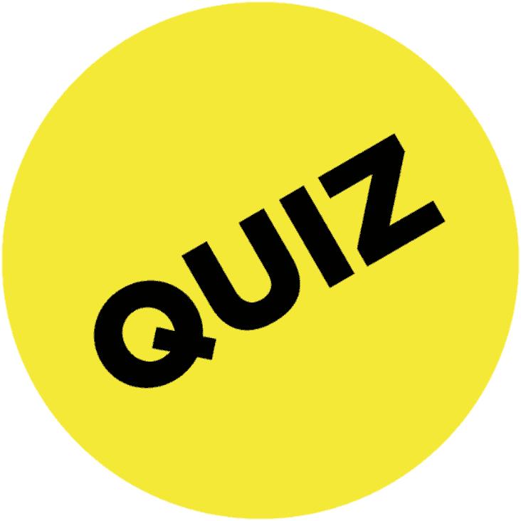 Quiz Night - Friday 3rd May