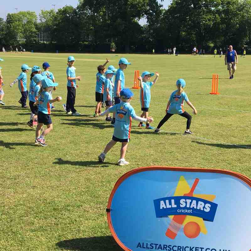 All Stars Cricket (2018) (1st Session)