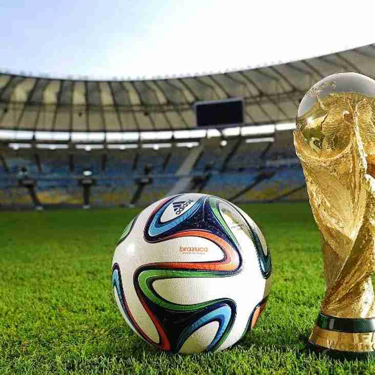 Football World Cup Sweepstake - Prizes Up For Grabs - Enter now!