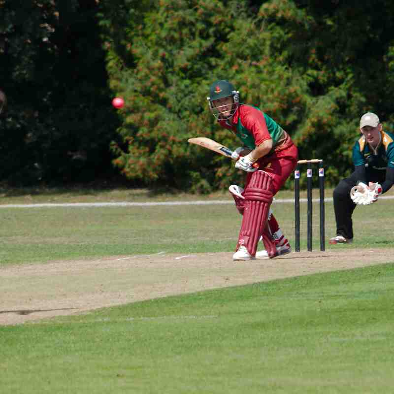 Hertford 1s vs Letchworth 1s (25-08-18)