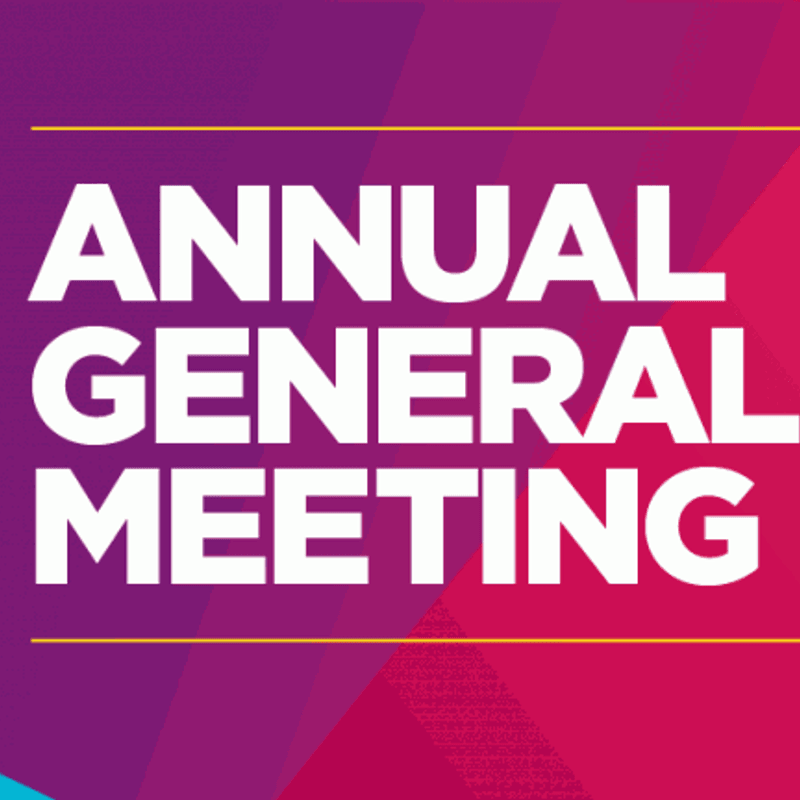REMINDER - HCC AGM - This Wednesday (28th)