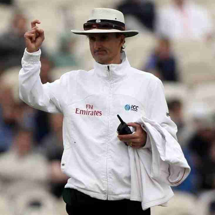 Umpiring Courses at HCC