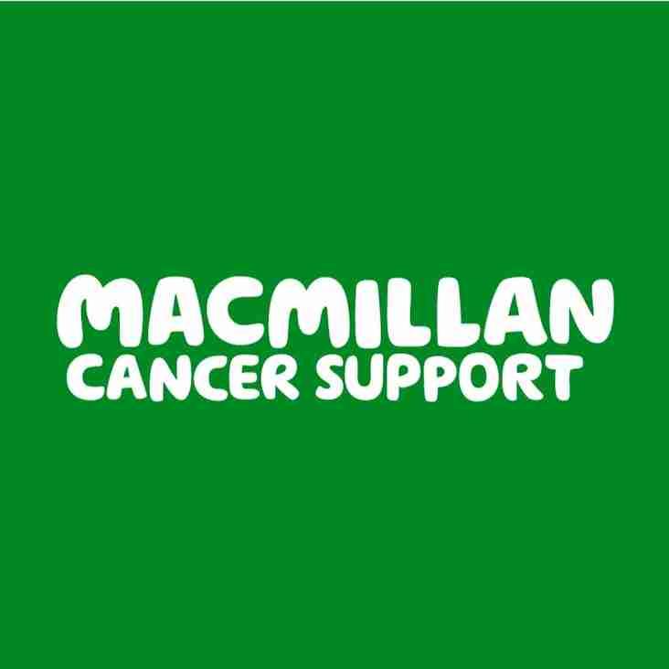 MacMillan Cancer Trust Fundraiser - Saturday 6th April