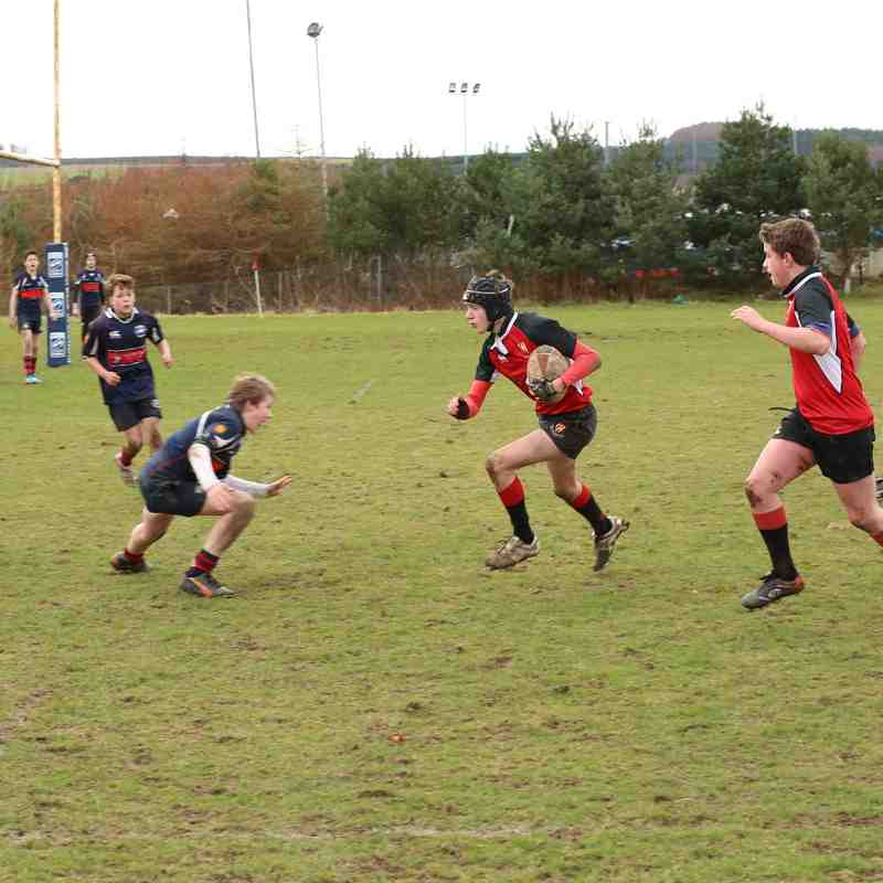Mackie V Dundee Eagles 29th March 2015