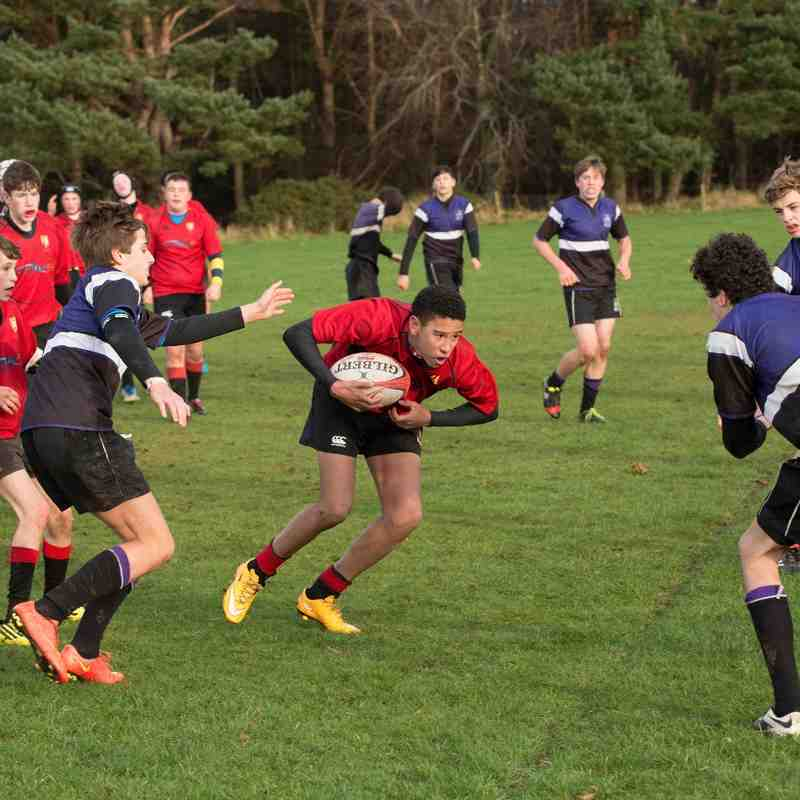 Mackie v Gordonstoun (29th Nov 2015)