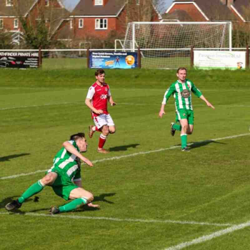 Rusthall 0 Whitstable Town 3