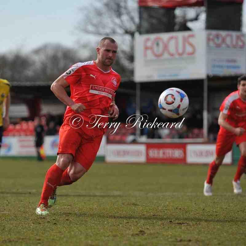 Hemel Hempstead 1-0 Gosport Borough