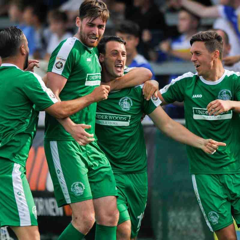 Hemel Town 1-1 Wealdstone