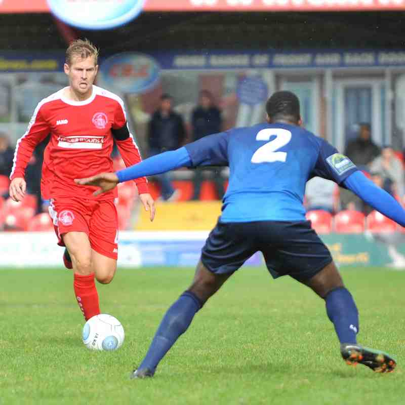 Hemel Town 0-0 Wingate and Finchley