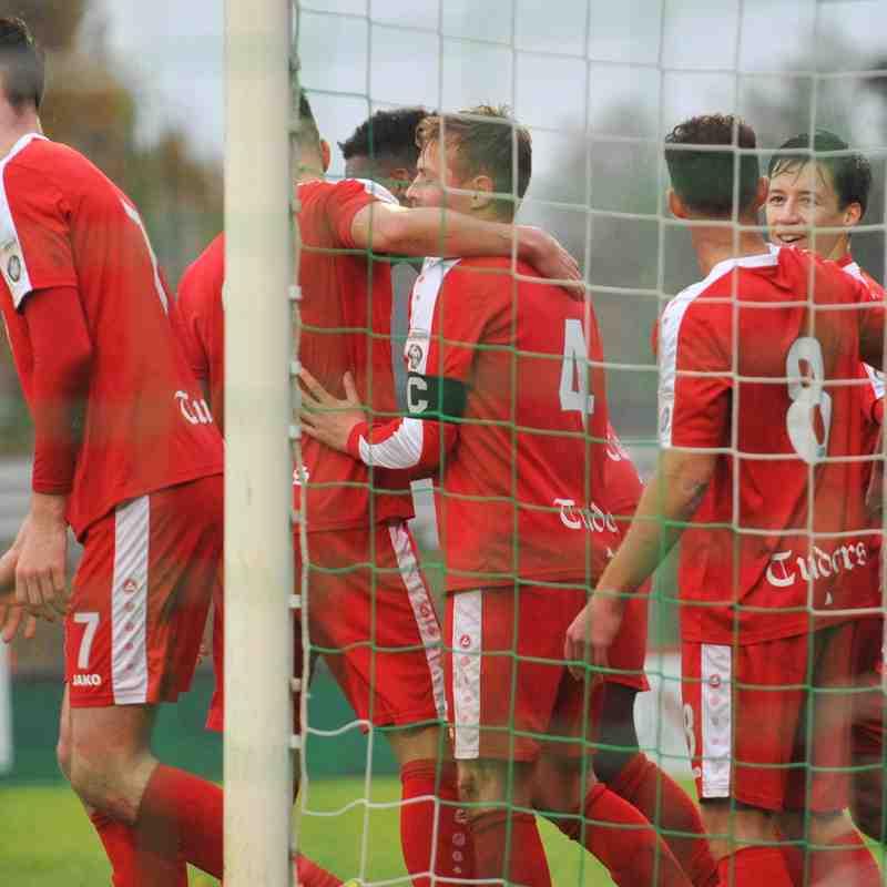 Hemel Town 2-2 Welling United