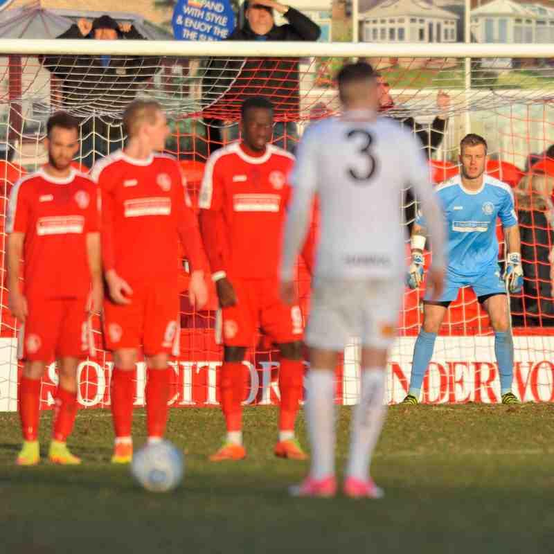 Hemel Town 0-0 Havant & Waterlooville