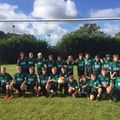 Hurricanes finish in top tier as U14s season closes