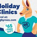 Rugby Roos Holiday Clinic