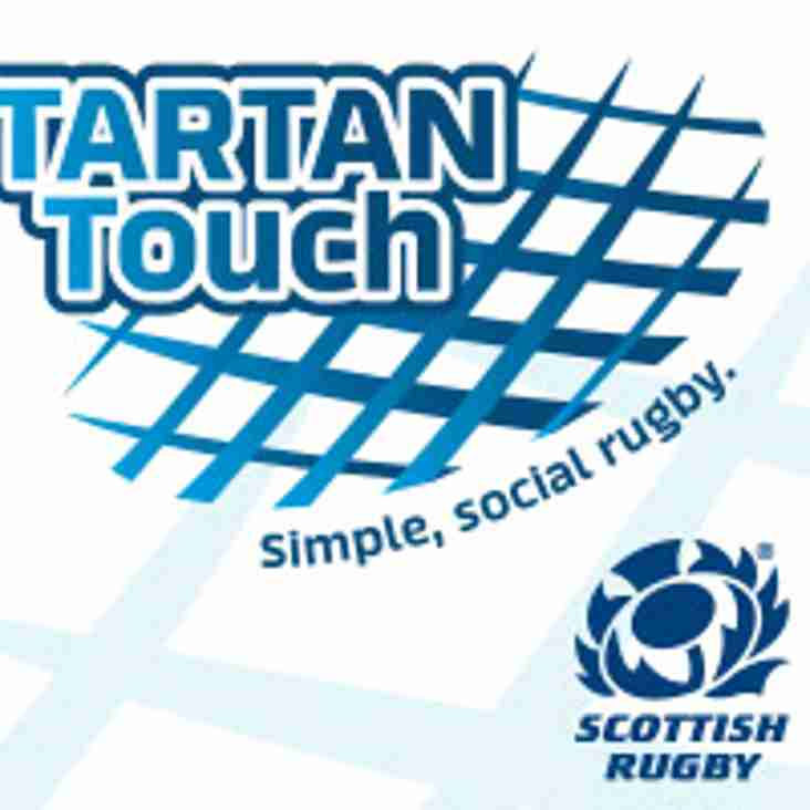 TARTAN TOUCH RUGBY