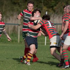 Lincoln Seconds V Market Rasen and Louth