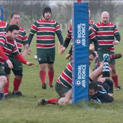 Lincoln Third XV v Cresswell Crusaders 2nd December