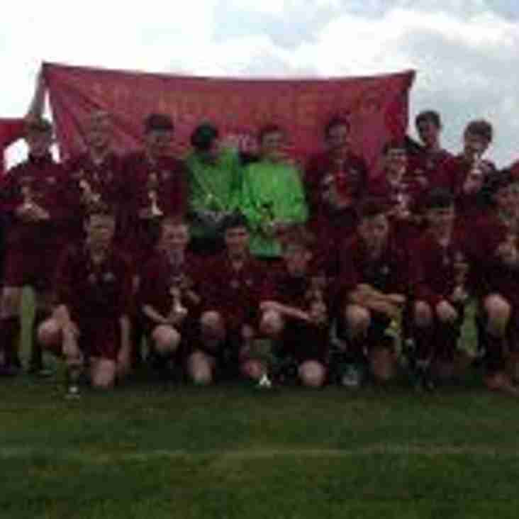 End of an era under 16s comets