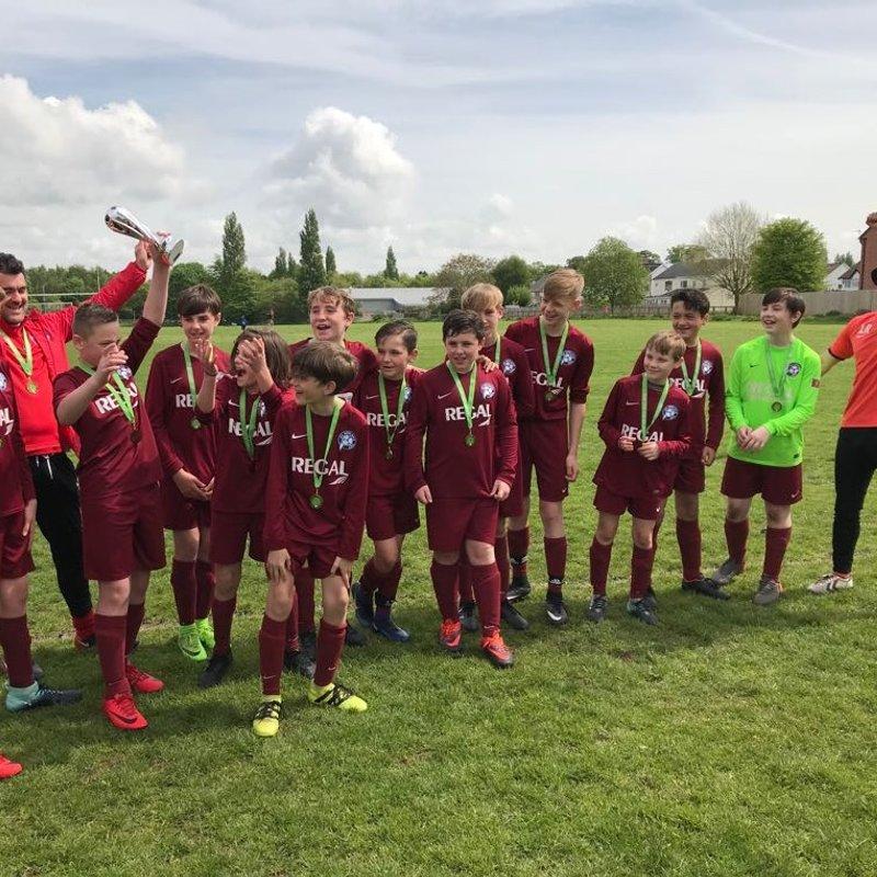 AC Hoylake 2018 Cup Winners