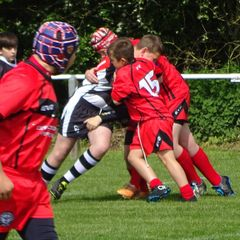 Heworth U12's vs Stanley Rangers 16-05-15