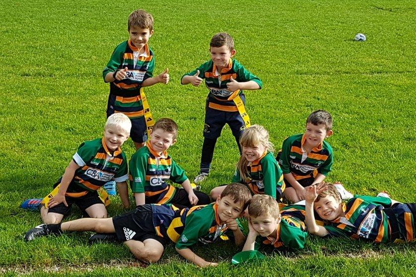 U8's Rugby