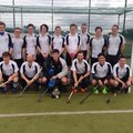 Mens 1st XI beat Greenock Morton  1 - 4