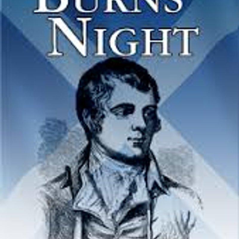 SCRFC Burns Night Celebration