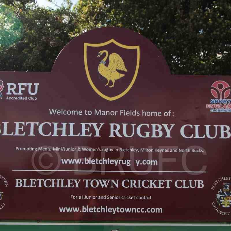 Bletchley Ladies vs Five Ways Old Edwardians Ladies (Photos By Tom  Blackman)