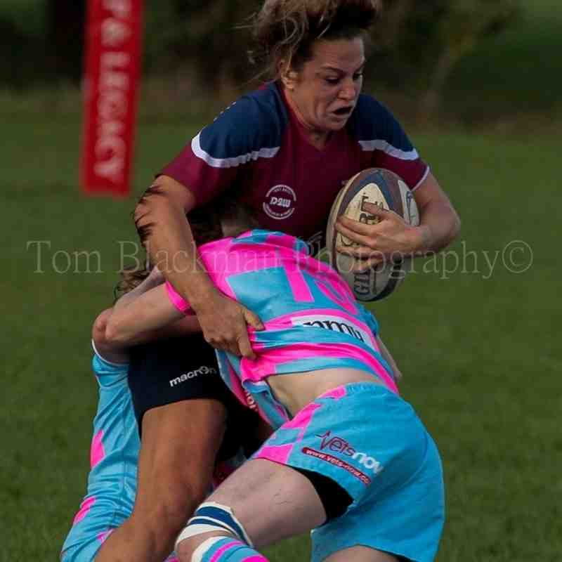 Bletchley Ladies  vs Worcester 2nds lasdies (Photos By Tom Blackman)