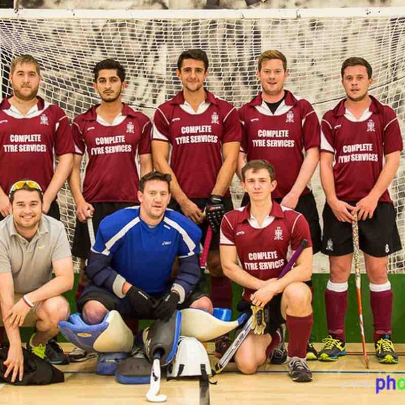 Charity indoor tournament