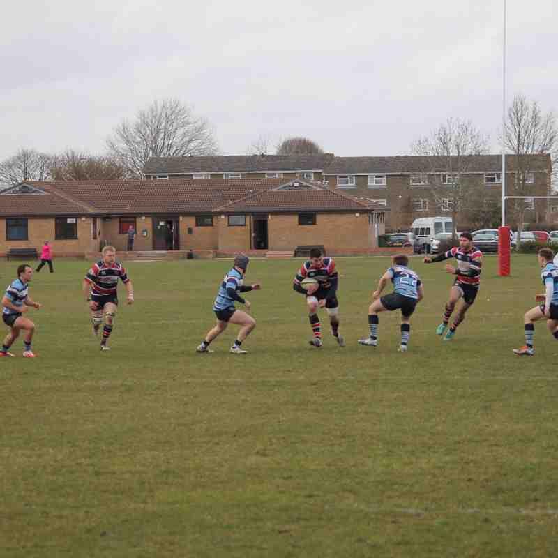 Grove RFC v Newbury Blues 28/03/2015