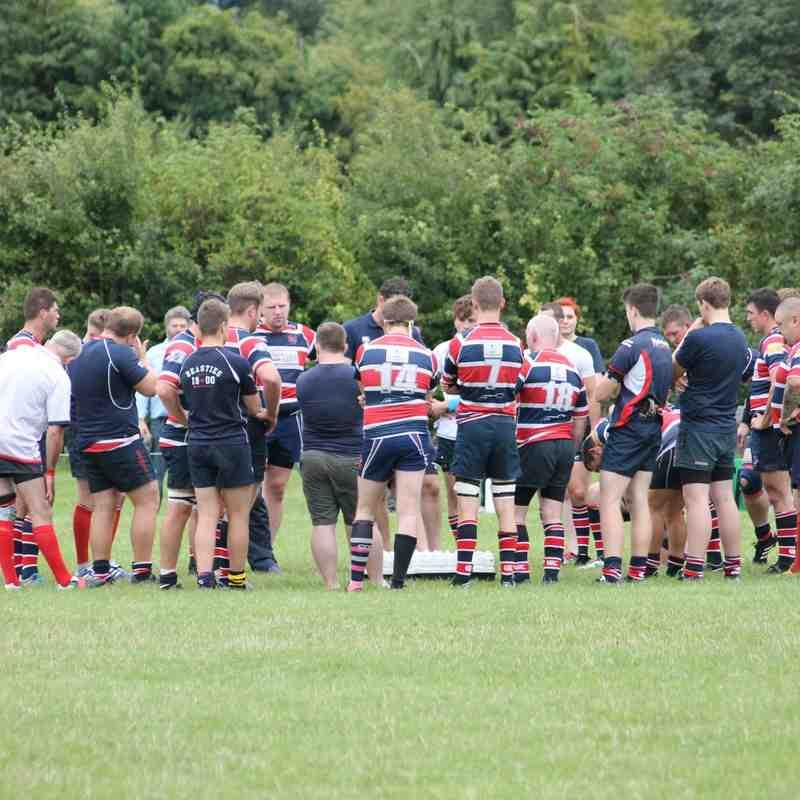 Grove RFC v Beaconsfield RFC (friendly) 29/08/2015