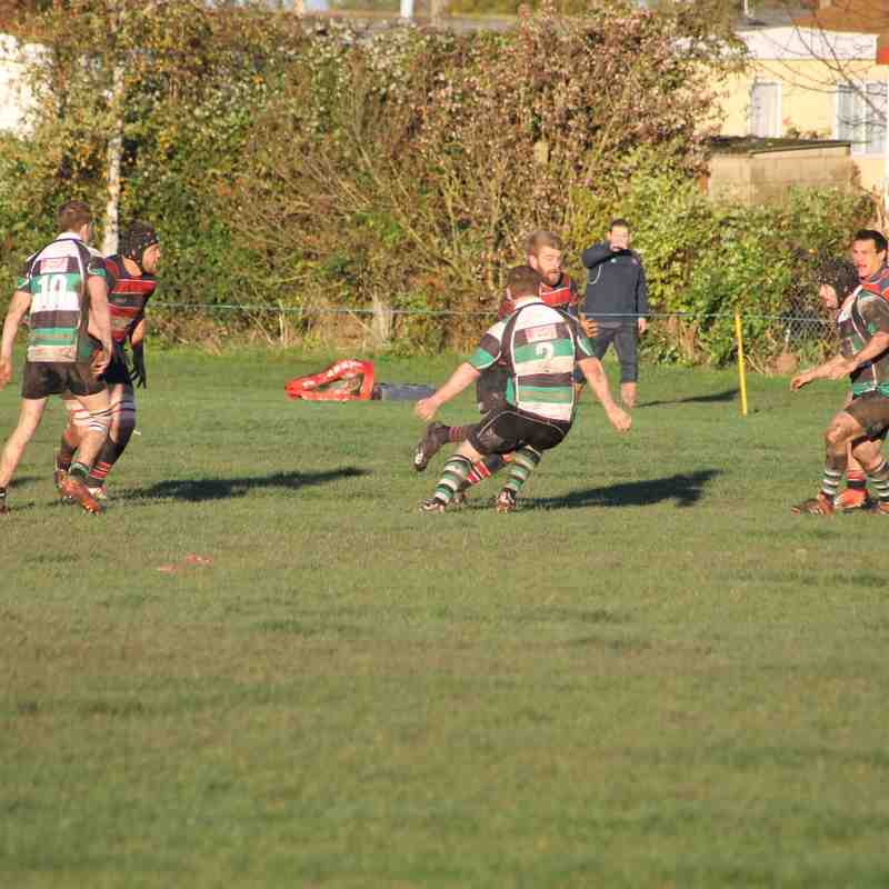 Grove RFC 17 - 7 High Wycombe RFC  07/11/2015