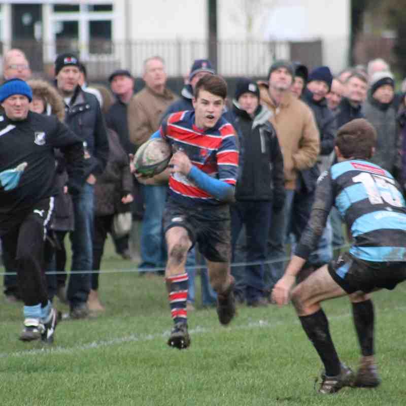 Grove RFC v Witney 12/12/2015