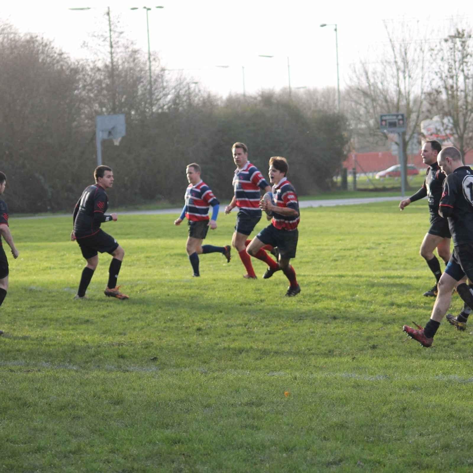 Grove RFC III v Gosford All Blacks II